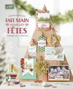 Atelier Nesiris katia Stampin'up Atelier Scrapbooking cartes catalogue des fetes