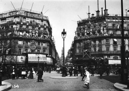 LES GF en 1914
