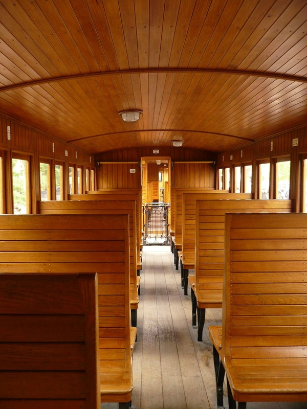 Train à vapeur 4