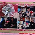 2012 06 scrapbooking - Chloé 2009 2010 - page 15