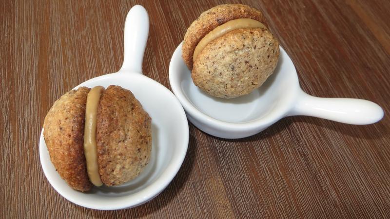 Macarons aux noisettes (1)