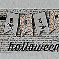 card for Halloween /2014