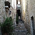 Rue du Casse-cou, Saint Paul de Vence / France, Alpes maritimes *Lloas