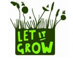 LOGO LET IT GROW
