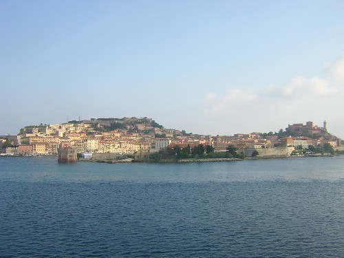 Escale à Portoferraio