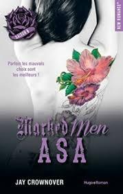 Marked Men T6 ASA de Jay Crownover