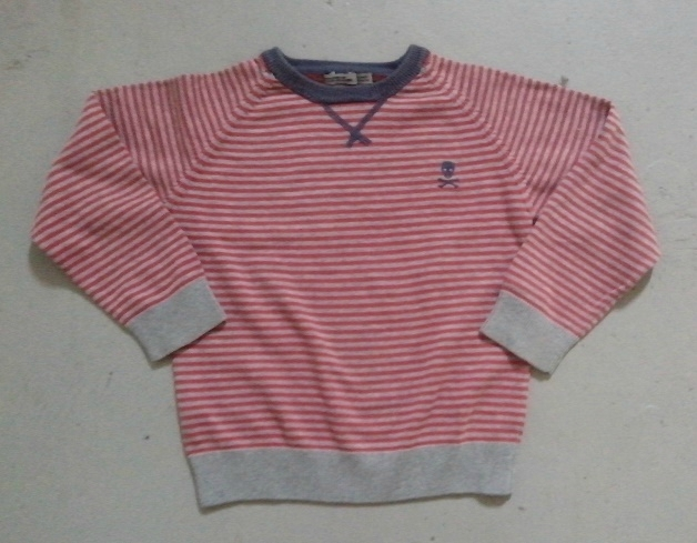 Pull pirate, 5 ans