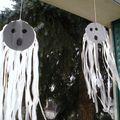 fantomes d'halloween