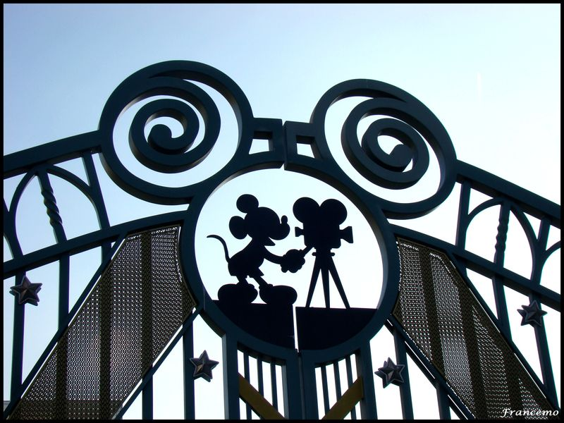 Walt disney studio - paris