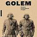 Golem, avatars d'une légende d'argile - exposition au musée d'art et d'histoire du judaïsme