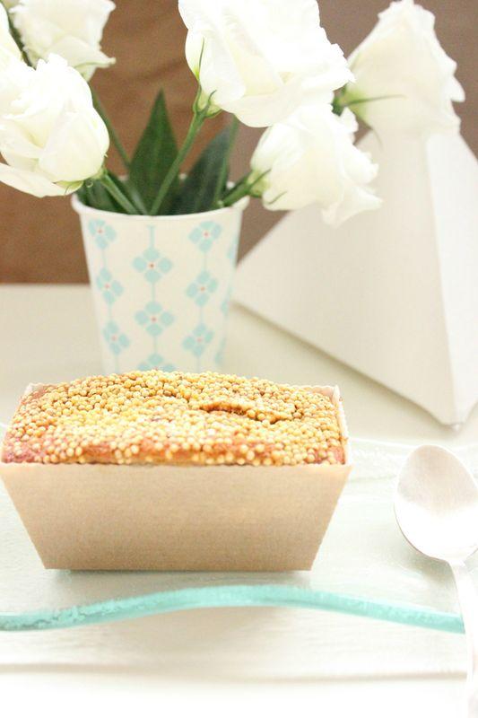 Cake millet