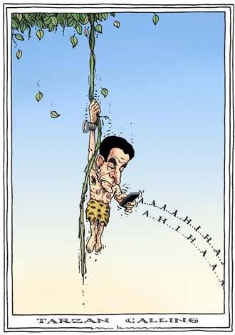 Sarkozy, un an à peine 8