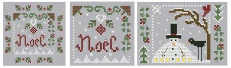 Noel et Bonhomne de neige