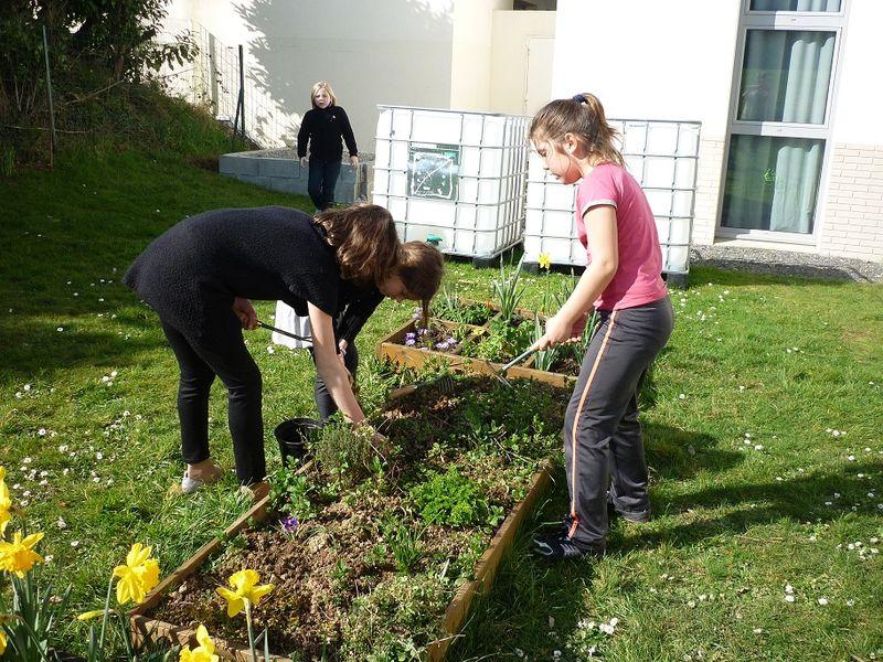 Entretien du jardin le jardin p dagogique de saint urbain for Entretien jardin 76