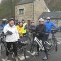 8e Entrainement vélo à Malonne le 2 mars 2014