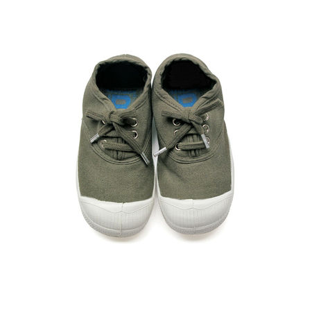 bensimon_unisex_laced_up_canvas_tennis_shoes_perm_khaki_1