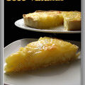 Tarte coco ananas...