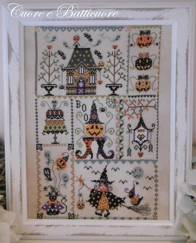 halloween in quilt 1