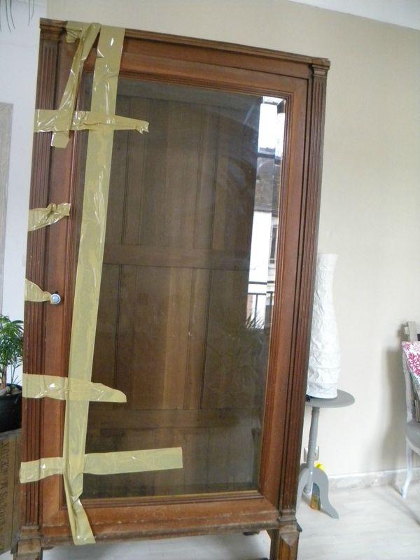 Peindre armoire ancienne id e inspirante pour la conception de la maison Relooker armoire ancienne idees