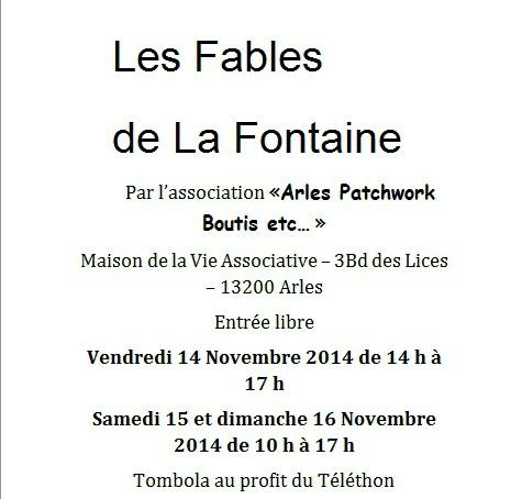 Arles Patchwork
