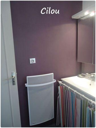 après mur couleur