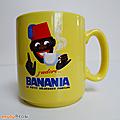 Vaisselle pub ... mug banania * clouet