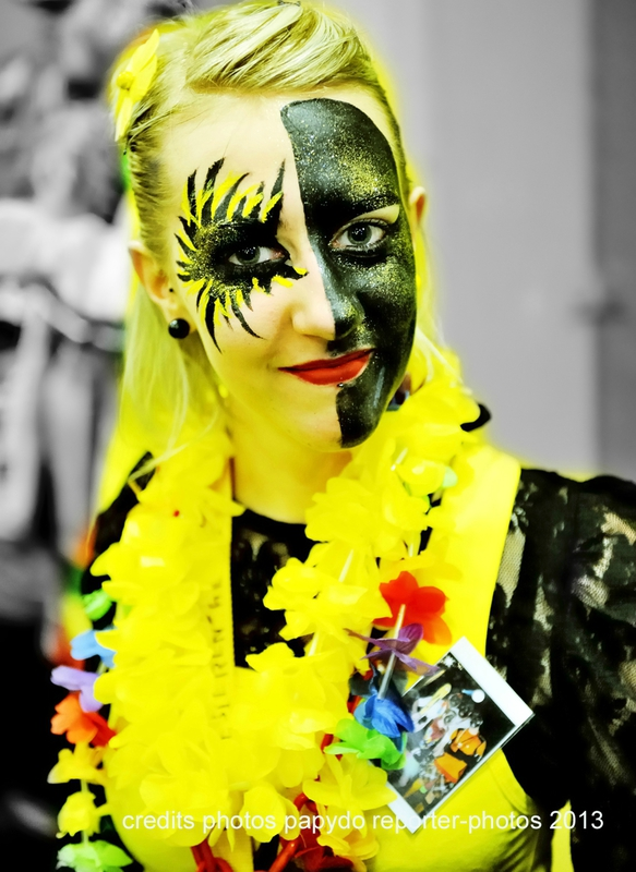Idées Maquillage Carnaval Dunkerque