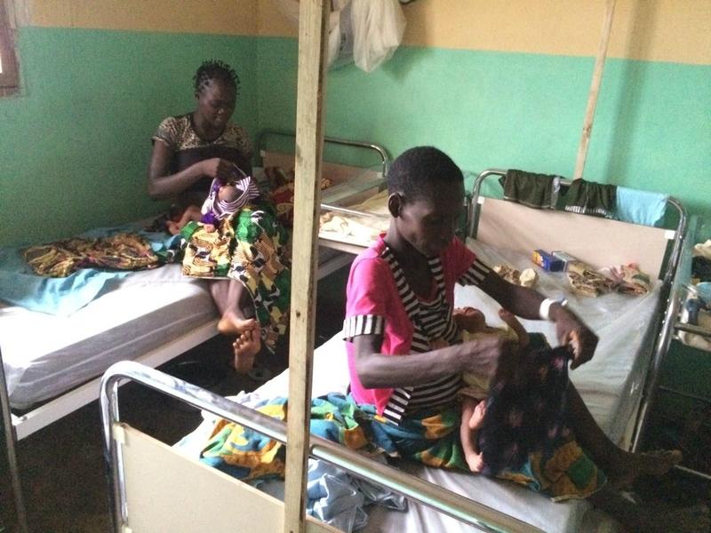 Maternité - Pédiatrie 2016, Hôpital ASM Sola, P