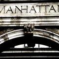 Entrée à Manhattan Island