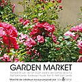 Garden market & little sew