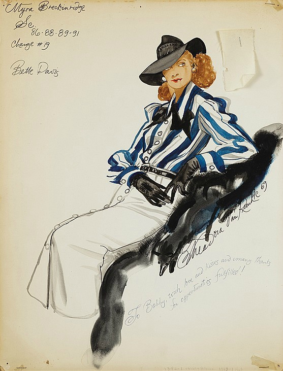 lot167-bette_davis_sketch_theodora_van_runkle-myra_breckinridge