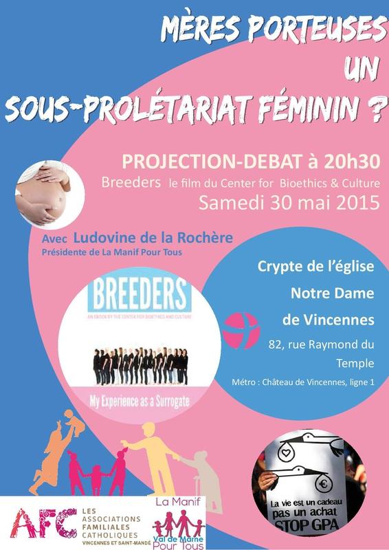 Conference no GPA Vincennes