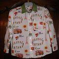 chemise eton(madame maman) tissu linnamorata