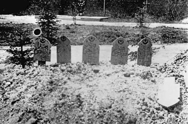 tombes marocaines à Lorette (1)