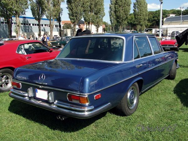 mercedes benz 300 sel version us 1968 1972 b