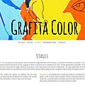 Grafita color