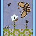 ATC Pili pour Marie de Clessé Papillon