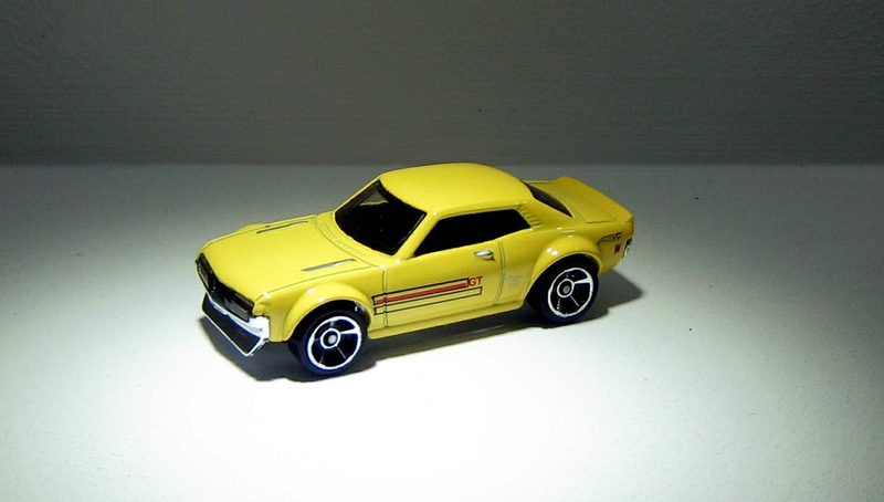 Toyota celica de 1970 (Hotwheels 2013)