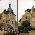 L'eglise saint jacques de bergerac ( 24 dordogne)
