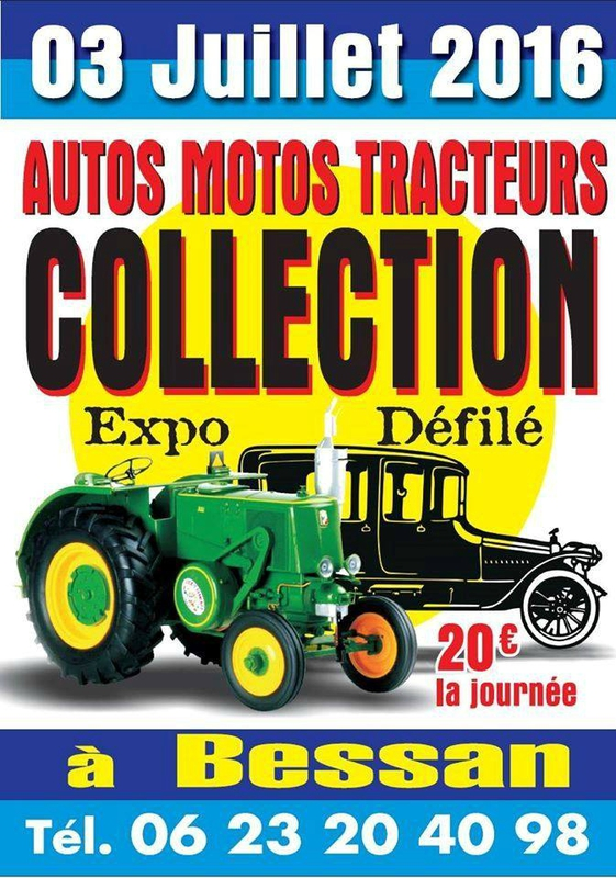 Auto moto tracteur