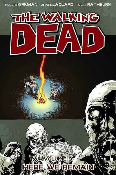 walking dead vol 9 here we remain TP