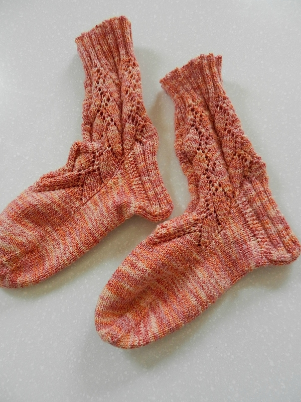 Hummingbird Socks 2