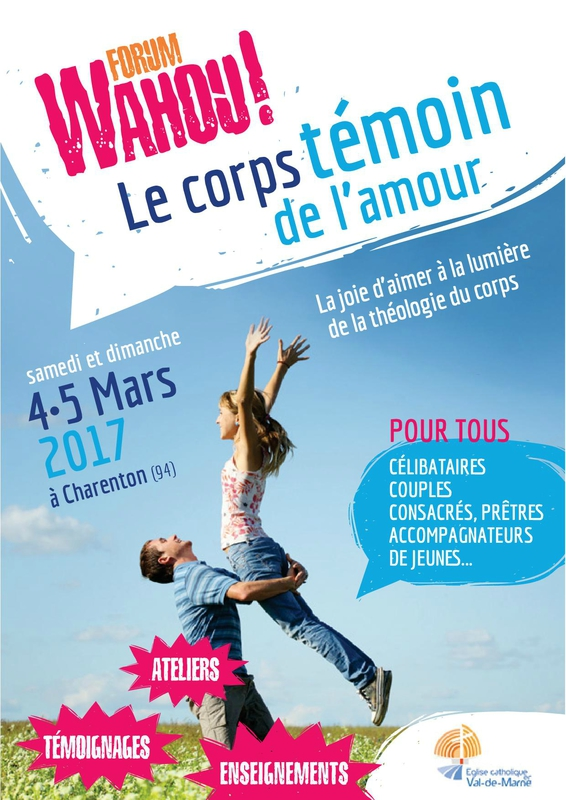Forum Wahou Charenton - Flyer 20171