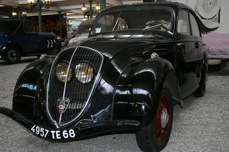 Peugeot 202 Berline 1939 Photo De Collection Schlumpf
