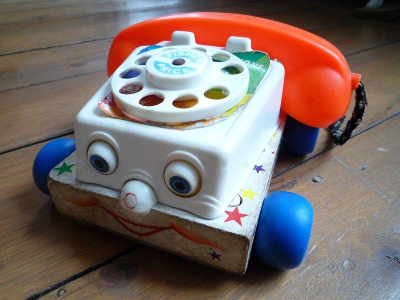 Chatter Téléphone Fischer Price- 1967