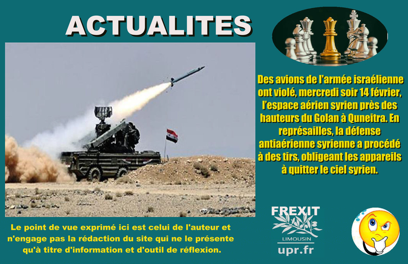 ACT SYRIE MISSILES