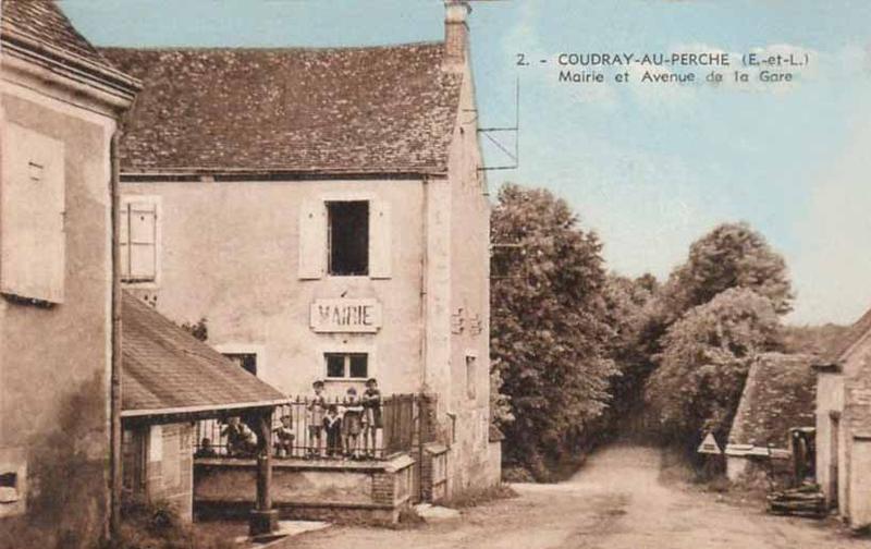 Coudray-au-Perche - Mairie