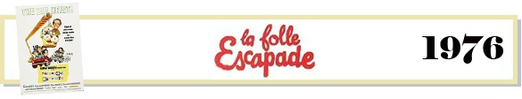Folle escapade