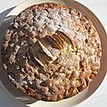 Milopita (gâteau aux pommes grec)