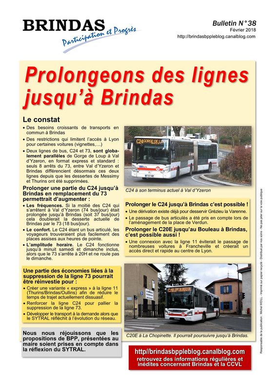 Tract n° 38 Fev 2018